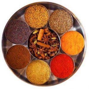 India Spice Box
